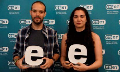 ESET otorga su II Premio de Periodismo en Seguridad Informática